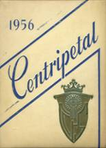 1956 Yearbook Central Catholic High School