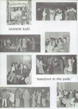 1973 Shelton High School Yearbook Page 24 & 25