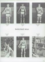 1973 Shelton High School Yearbook Page 32 & 33