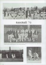 1973 Shelton High School Yearbook Page 44 & 45