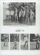 1973 Shelton High School Yearbook Page 46 & 47