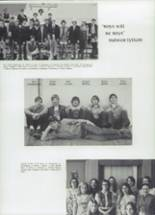 1973 Shelton High School Yearbook Page 62 & 63