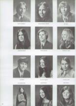 1973 Shelton High School Yearbook Page 94 & 95