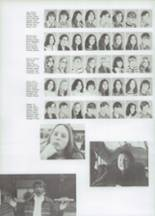 1973 Shelton High School Yearbook Page 124 & 125