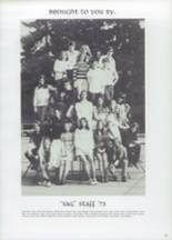 1973 Shelton High School Yearbook Page 140 & 141