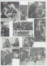 1973 Shelton High School Yearbook Page 160 & 161