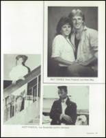 1986 Bolingbrook High School Yearbook Page 32 & 33