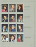 1986 Bolingbrook High School Yearbook Page 54 & 55