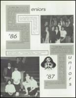 1986 Bolingbrook High School Yearbook Page 68 & 69