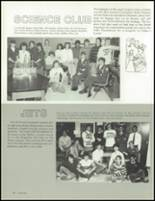 1986 Bolingbrook High School Yearbook Page 84 & 85