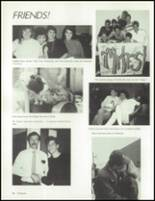 1986 Bolingbrook High School Yearbook Page 90 & 91