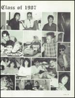 1986 Bolingbrook High School Yearbook Page 92 & 93