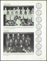 1986 Bolingbrook High School Yearbook Page 106 & 107
