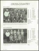 1986 Bolingbrook High School Yearbook Page 110 & 111