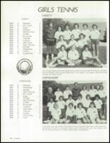 1986 Bolingbrook High School Yearbook Page 112 & 113