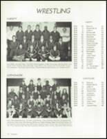 1986 Bolingbrook High School Yearbook Page 116 & 117