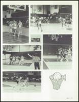1986 Bolingbrook High School Yearbook Page 118 & 119