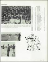 1986 Bolingbrook High School Yearbook Page 124 & 125
