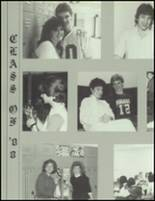 1986 Bolingbrook High School Yearbook Page 128 & 129