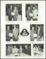 1986 Bolingbrook High School Yearbook Page 142 & 143
