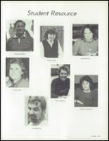 1986 Bolingbrook High School Yearbook Page 164 & 165