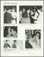 1986 Bolingbrook High School Yearbook Page 184 & 185