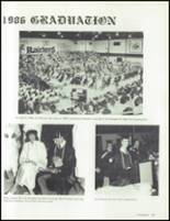 1986 Bolingbrook High School Yearbook Page 190 & 191