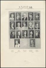 1928 Grants Pass High School Yearbook Page 14 & 15
