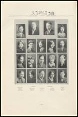 1928 Grants Pass High School Yearbook Page 16 & 17