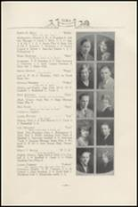 1928 Grants Pass High School Yearbook Page 22 & 23