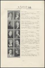 1928 Grants Pass High School Yearbook Page 24 & 25