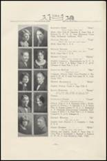 1928 Grants Pass High School Yearbook Page 26 & 27