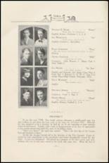 1928 Grants Pass High School Yearbook Page 28 & 29