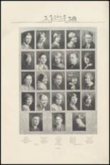 1928 Grants Pass High School Yearbook Page 38 & 39