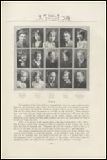 1928 Grants Pass High School Yearbook Page 62 & 63