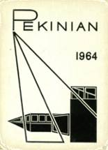 1964 Yearbook Pekin Community High School
