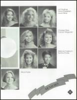 1991 Granada High School Yearbook Page 54 & 55
