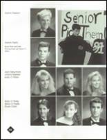 1991 Granada High School Yearbook Page 70 & 71
