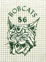 1986 Yearbook Burley High School