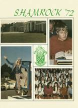 1972 Yearbook Shamrock High School