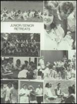 1985 Nerinx Hall High School Yearbook Page 20 & 21