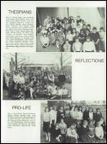 1985 Nerinx Hall High School Yearbook Page 34 & 35