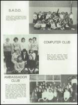 1985 Nerinx Hall High School Yearbook Page 36 & 37