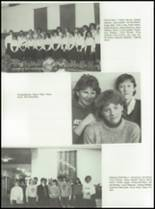 1985 Nerinx Hall High School Yearbook Page 38 & 39