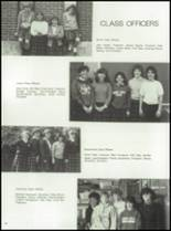 1985 Nerinx Hall High School Yearbook Page 40 & 41