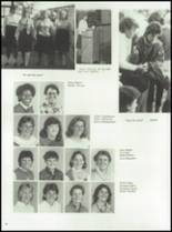 1985 Nerinx Hall High School Yearbook Page 48 & 49