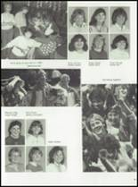 1985 Nerinx Hall High School Yearbook Page 52 & 53