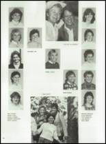 1985 Nerinx Hall High School Yearbook Page 54 & 55