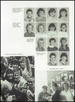 1985 Nerinx Hall High School Yearbook Page 56 & 57
