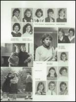 1985 Nerinx Hall High School Yearbook Page 58 & 59